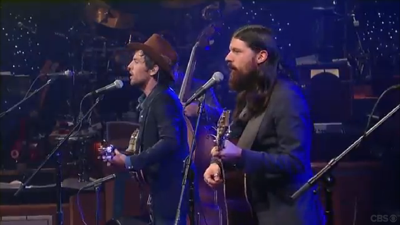 Watch The Avett Brothers Live In Concert On Letterman Show The Lefort Report