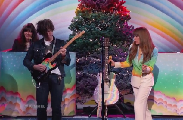 Jenny-Lewis-and-Ryan-Adams-on-Kimmel-608x400