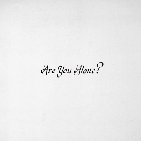 MC Are you alone